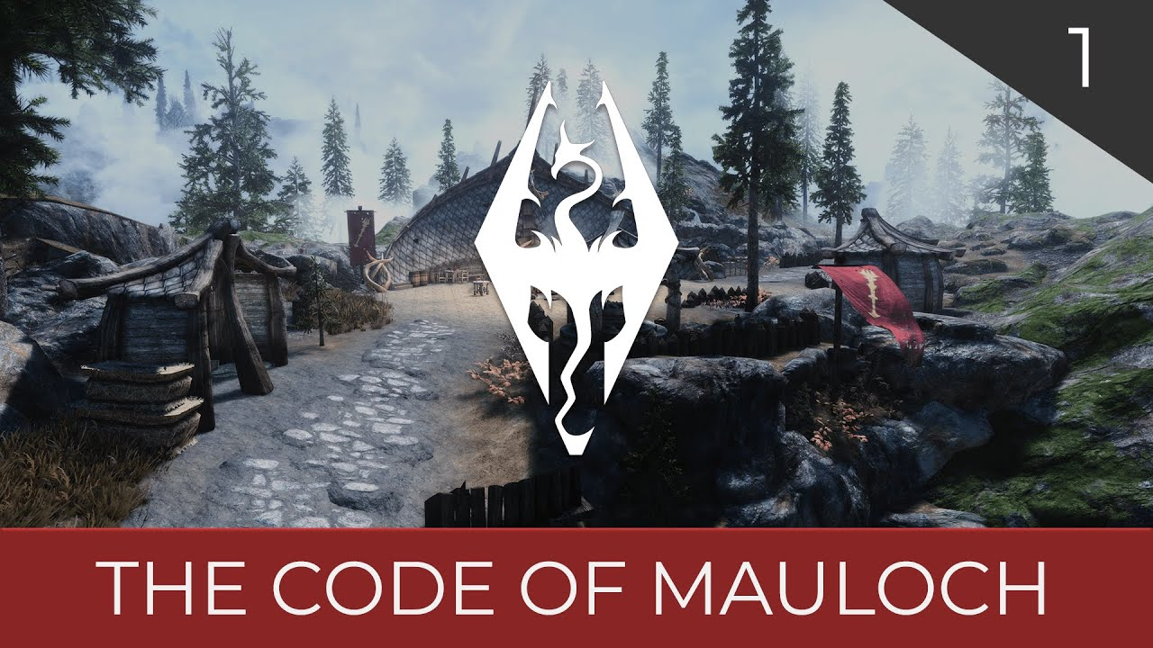 The Code of Mauloch - Developer Video 01