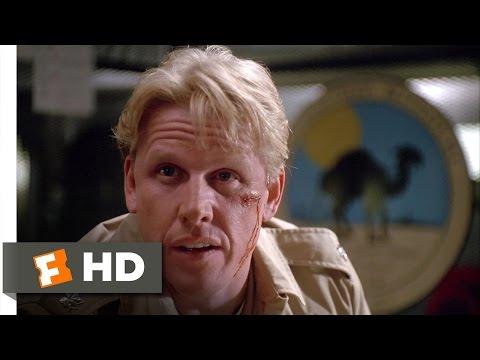 Under Siege (1/9) Movie CLIP - Striking an Officer (1992) HD
