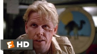 Under Siege (1/9) Movie CLIP - Striking an Officer (1992) HD