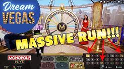 ⚡️ MASSIVE RUN on MONOPOLY LIVE !!! Big Online Casino Win ! ⚡️