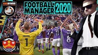Football Manager 2020. Донное дно, Кембридж сити + Нигерия на ЧМ (стрим) #3