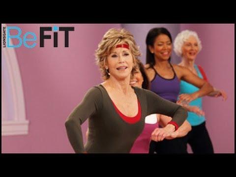 Jane Fonda: Fat-Burning Latin Dance Workout
