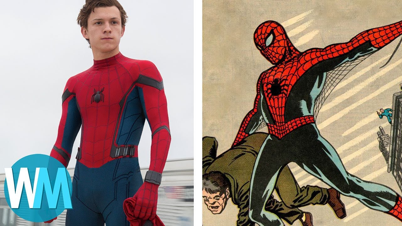 top-10-biggest-differences-between-spider-man-comics-and-movies
