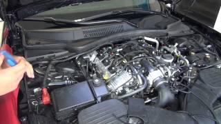 Chiptuning Einbauvideo: Maserati Ghibli 3.0l 410PS