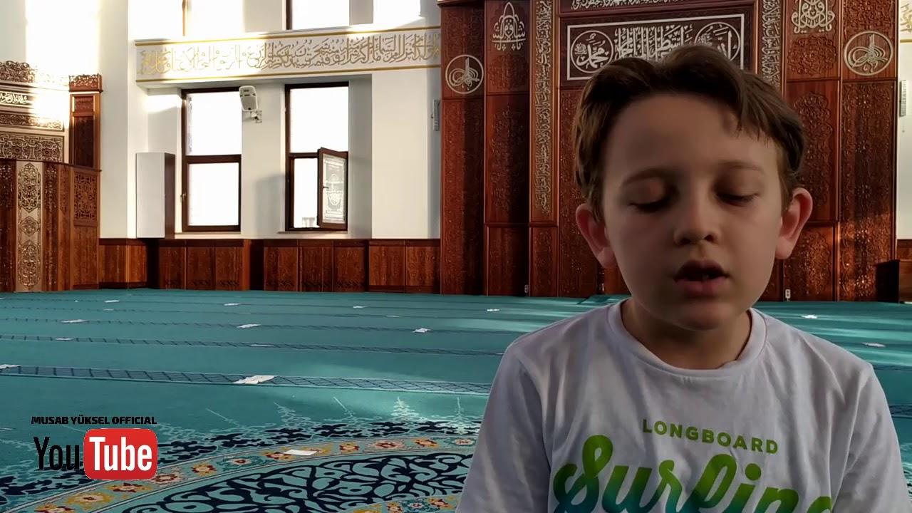 Demedim mi - Musab Yüksel (Müziksiz İlahi) - YouTube
