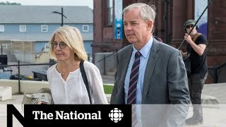 Dennis Oland not guilty in retrial over 2011 murder of multimillionaire father