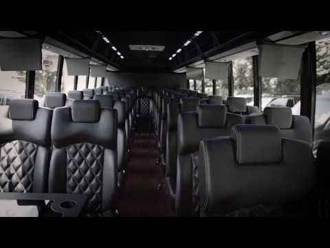 Marquee Limo Co. Coaches for hire
