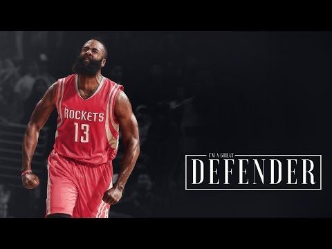 James Harden Mix - Defensive