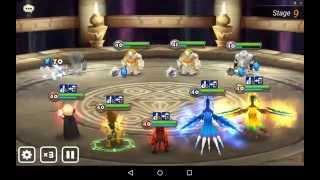 Secret Dungeon Bearman Light Summoners War