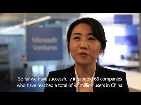Microsoft Ventures Beijing Mashup