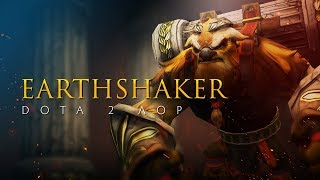 Дота 2 Лор: Earthshaker