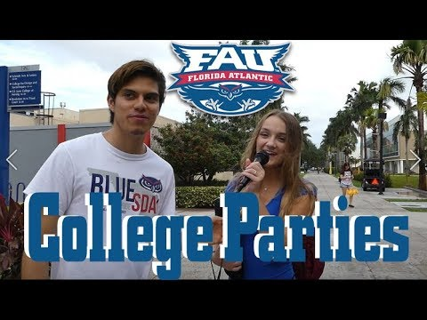 What Was Your Craziest Party Experience? FAU