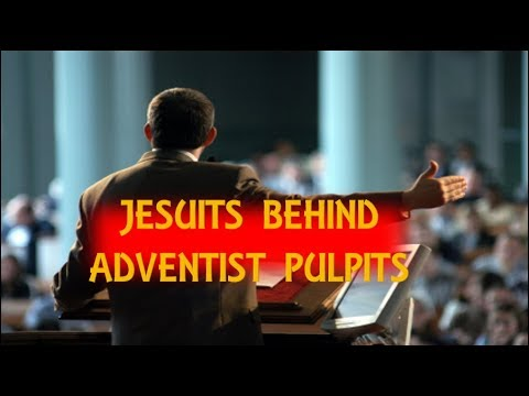 JESUITS BEHIND ADVENTIST PULPITS. JESUIT PRIEST PREACHED AT SDA WALLA WALLA UNIVERSITY
