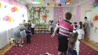 Выпускной утренник в Детском Саду.