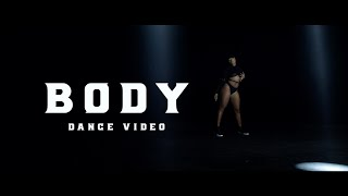 Megan Thee Stallion - Body [Official Dance Video]