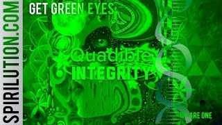 ★Get Green Eyes Fast! ★Biokinesis - Frequency Hertz - Su...