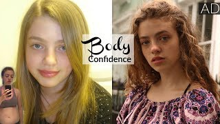 13 year old to 17 year old: My Journey to Self Confidence | STORY TIME #AD