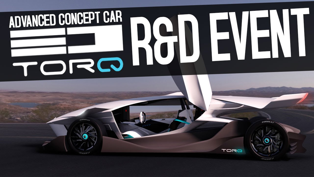 Ed Design Torq >> ED DESIGN TORQ - R&D EVENT AVAILABLE NOW! - YouTube