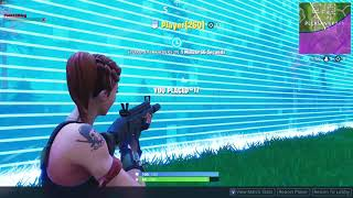 FORTNITE - HACKER USING AIMBOT IN SEASON 6!!!!!!!! 9/28/2018
