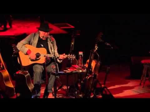 Neil Young Carnegie Hall New York, 07-01-2014 Southern Man
