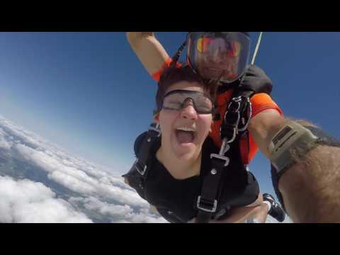 Tandem Skydive | Samantha from Fort Worth, TX