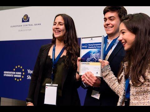 Generation €uro Students' Award 2017