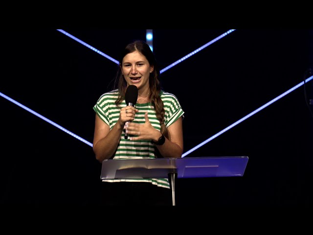 One Thing | Pastor Ruth Hooper