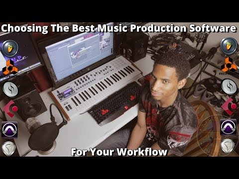 : The Best Music Production Software For Beginners