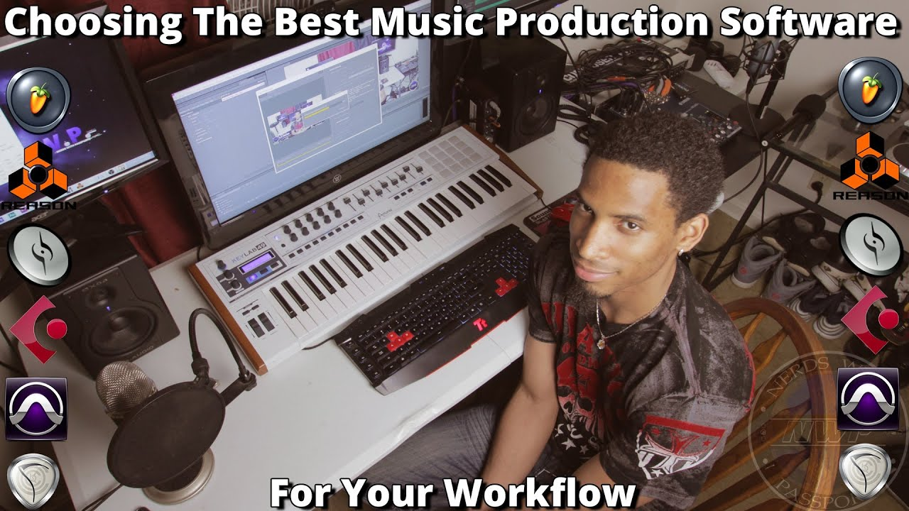 the best production software for beginners