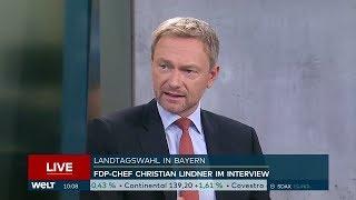 WAHL IN BAYERN: Die FDP wäre gerne die Königsmacherin im Freistaat