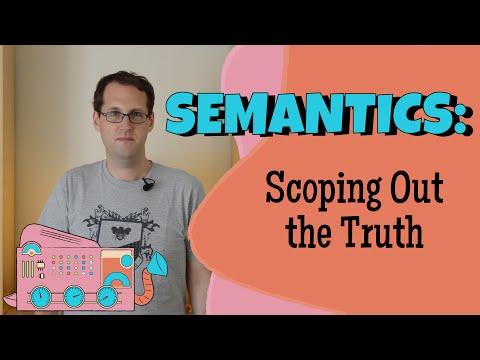 Semantic Scope Ambiguity