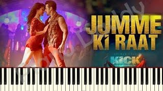 Jumme Ki Raat (Kick) Piano Tutorial ~ Piano Daddy