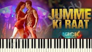 Jumme Ki Raat (Kick) Piano Tutorial ~ Piano Daddy