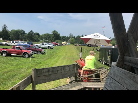 Summer 2019 A Tractor Ride Around The Zagray Farm Museum Show