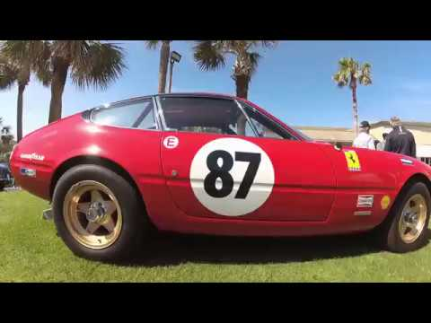 2017 Amelia Island Cars And Coffee At The Concours   Yi4k   FeiyuTech WG