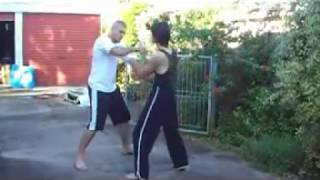 Crazy Knife Fighting Skills: How