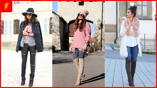 Stylish and Comfortable Winter Outfit Ideas