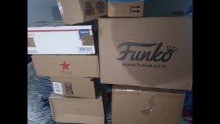 EVEN MORE FUNKO POP JADA ACTION FIGURE UNBOXING FUN!