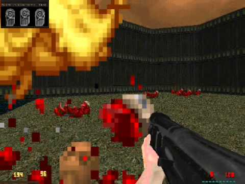 Doom 3 Weapons Mod (Volume 2) Fix 2 by AlphaEnt2 - YouTube
