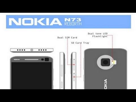 Nokia N73 Rebirth Android Phone 2016   Leaked