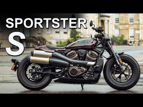 2022 Harley-Davidson Sportster S   New Model Overview   Pricing & Arrival
