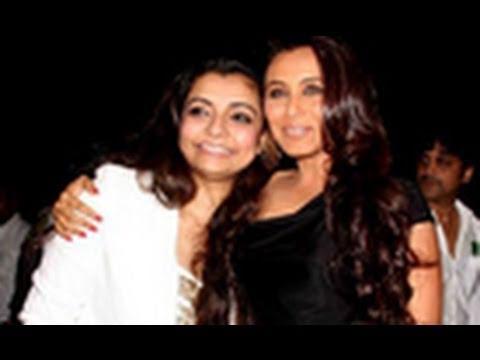 Abhishek Bachchan And Rani Mukherjee At Vaibhavi Merchant's Taj Express - Latest Bollywood News