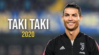 Cristiano Ronaldo Dj Snake Selena Gomez Ozuna Cardi B Taki Taki Skills Goals 2020 MP3