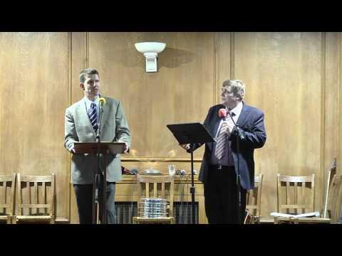 Matthew Heasman Homelessness e Fiul Risipitor Dan Martin