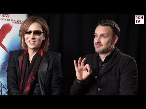 We Are X Documentary X Japan Yoshiki & Director Stephen Kijak Interview