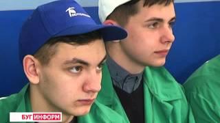 2016-04-13 г. Брест. Третий трудовой семестр вместе с «Белтелекомом». Телекомпания  Буг-ТВ.