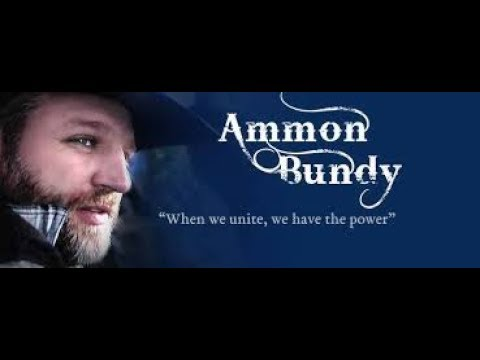 Ammon Bundy Explains Militia, Committees of Safety & Natural law Feb 2018