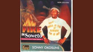 Fire In Soweto