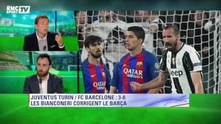 Pourquoi le match de la Juve a été intéressant tactiquement selon Daniel Riolo