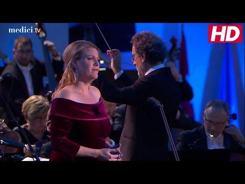 Josep Pons with Erin Wall - Strauss: Vier letzte Lieder (Human Rights Concert in Geneva)